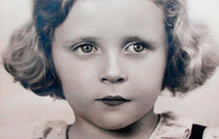Janina (then Halina). Kraków 1936.