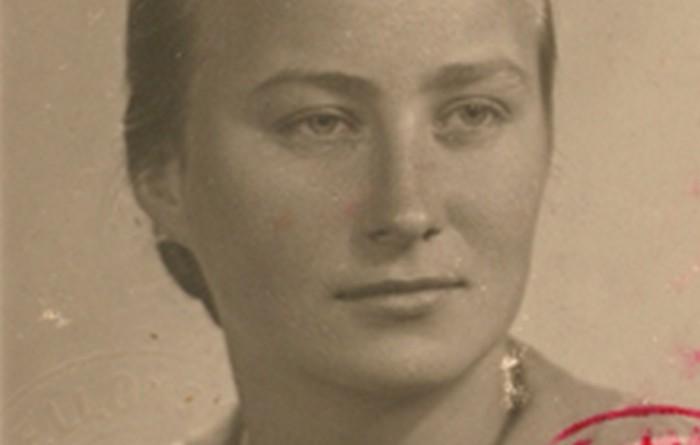 Dorota Girtler. 1945.