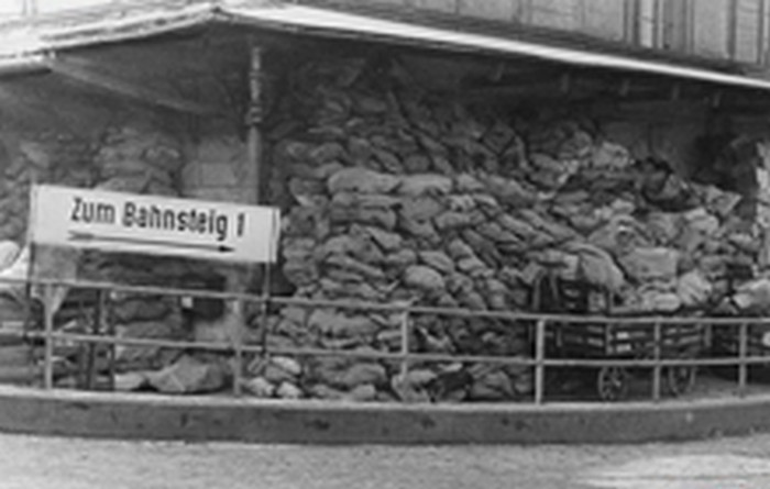 Railway Post Office. C. 1944. Property of the National Digital Archives (NAC)
