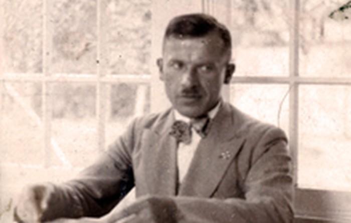 Józef Ostafin. C. 1930.