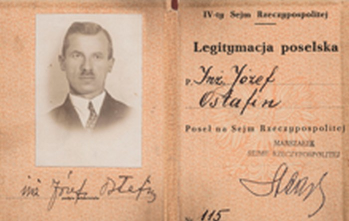 Member of Parliament ID. 1935.