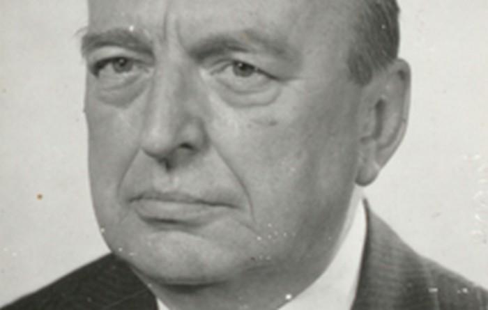 Stanisław Ptak in the 1990s.