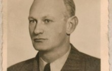 Ignacy Wohlfeiler, Rena's father, Krakow around 1941, the property of the National Archives in Krakow
