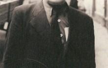 Niusia's grandfather Szachne Horowitz (1888−1954), Kraków, 1946, property of Niusia Horowitz-Karakulska