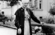 Niusia z mamą Reginą, Kraków, 1934, wł. Niusi Horowtiz-Karakulskiej