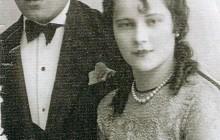 Rodzice Niusi: Regina (1906−1986) z domu Rosner i Dolek Horowitz (1905−1974), Kraków, 1.03.1931, wł. Niusi Horowtiz-Karakulskiej
