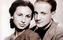 Ryszard Leiman, brat Janiny, Tel Awiw lata 50. XX w. wł. prywatna
