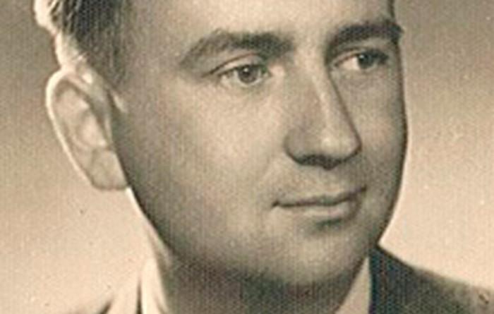 Józef Fiszer, Kraków lata 50. XX w., wł. prywatna