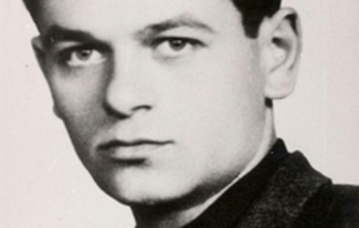 Jan Fiszer ps. Lęczyc brat Józefa, ok. 1939 r., wł. prywatna