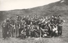 Partyzanci Gromu i Błyskawicy, 28.V.1944 r., wł. prywatna