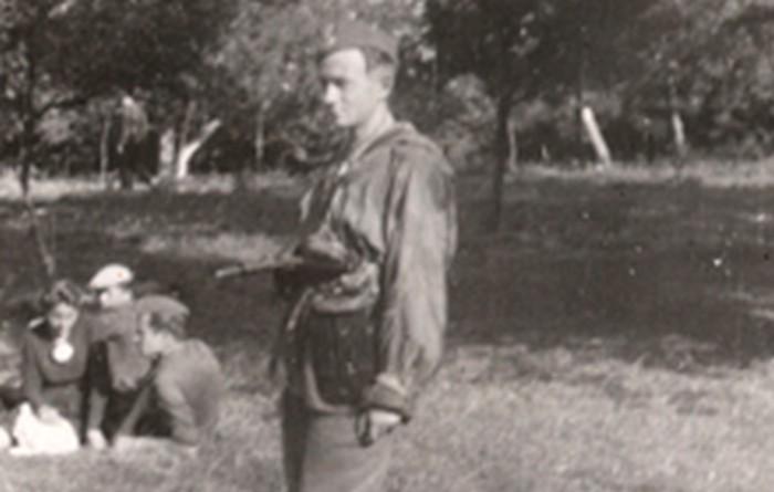Józef Fiszer, 1944 r., wł. prywatna