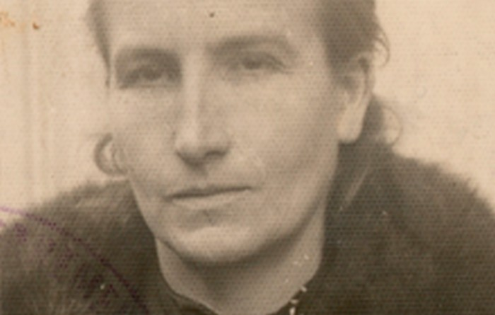 Wanda z Sikorskich Girtler, matka Doroty, lata 30. XX w., wł. prywatna