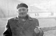 Henryk Münch, plac św. Ducha, Kraków grudzień 1959 r., wł. prywatna