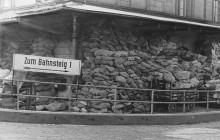 Dworcowy Urząd pocztowy, ok. 1944 r. wł. NAC