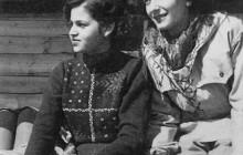 Niusia Horowitz i Stella Müller, Zakopane, 1950, wł. Niusi Horowtiz-Karakulskiej
