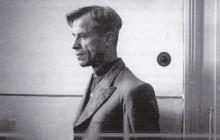 Józef Ostafin, po aresztowaniu, Kraków 1946 r., wł. prywatna