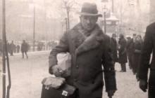 Józef Ostafin, Lwów 1935 r., wł. prywatna