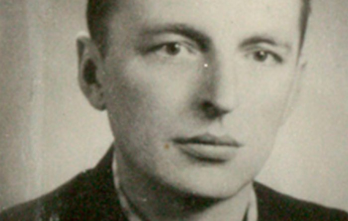 Stanisław Ptak, ok. 1945 r., wł. prywatna