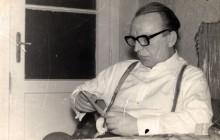 Stanisław Ptak, lata 70. XX w., wł. prywatna