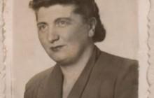 Mama Reny – Róża  Wohlfeiler, Kraków ok. 1941 r., wł. ANK